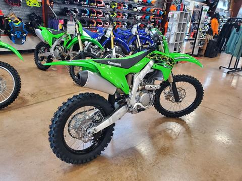 2021 Kawasaki KX 250X in Evansville, Indiana - Photo 5