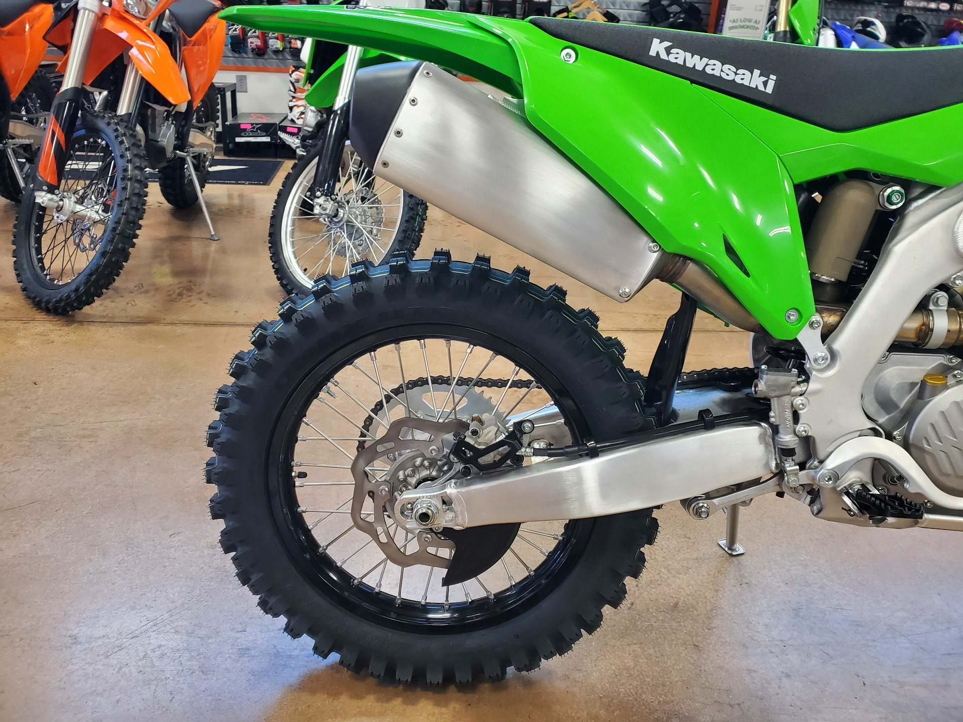 2021 Kawasaki KX 250X in Evansville, Indiana - Photo 6