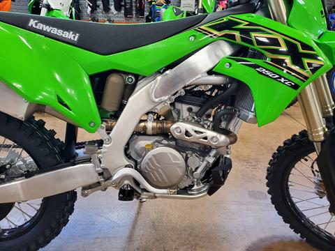 2021 Kawasaki KX 250X in Evansville, Indiana - Photo 7