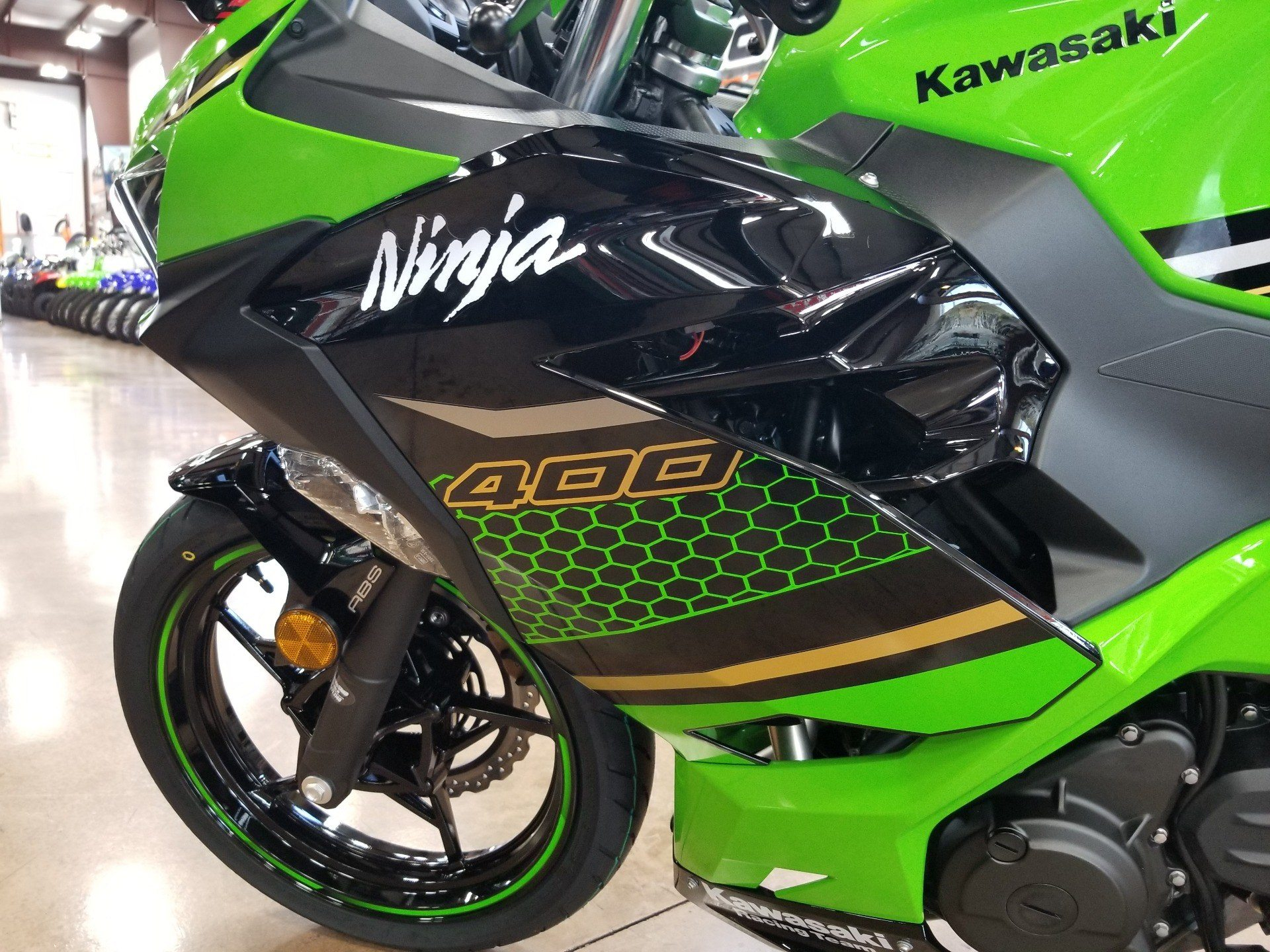 2020 Kawasaki Ninja 400 ABS KRT Edition in Evansville, Indiana - Photo 2