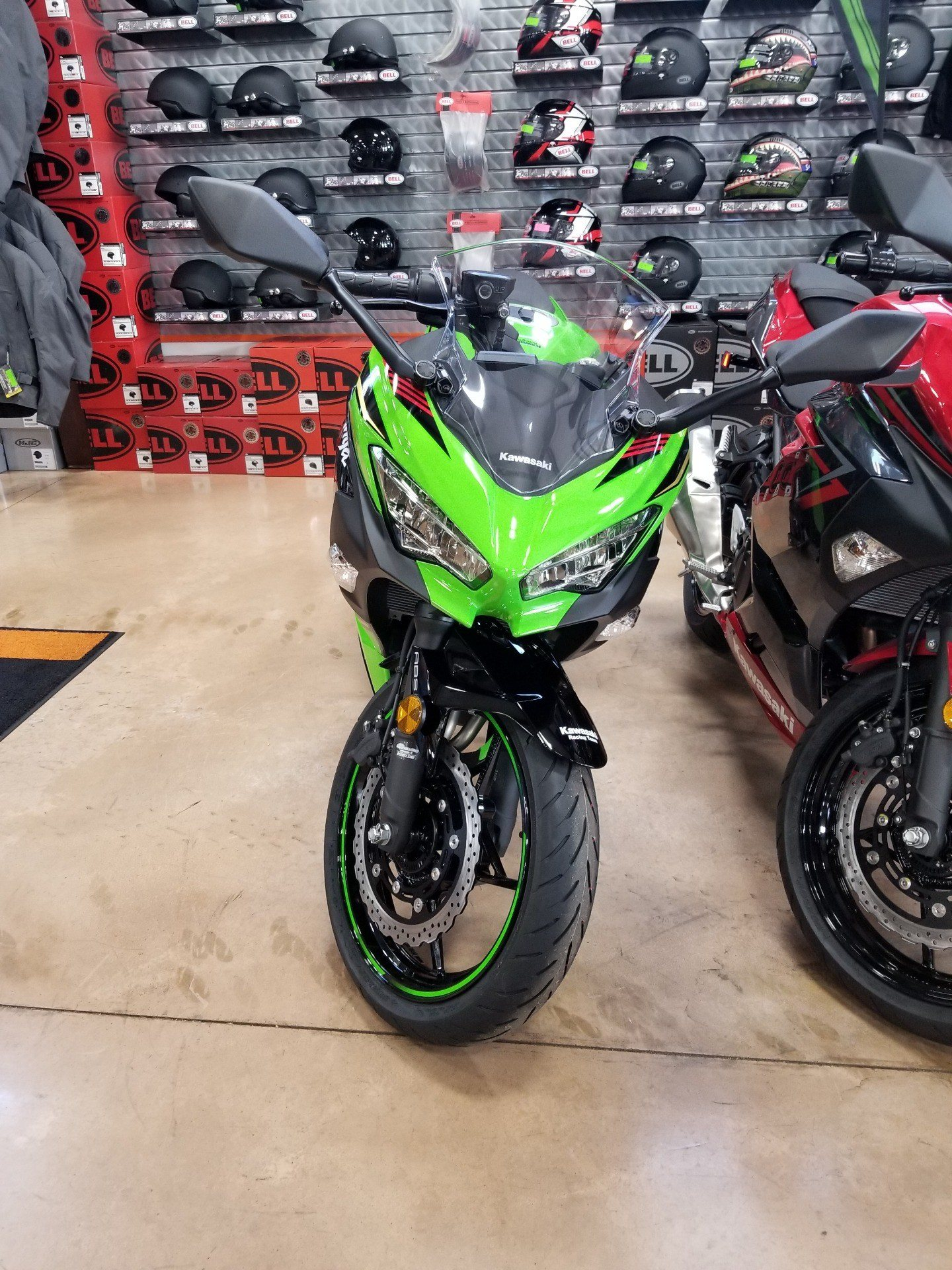 2020 Kawasaki Ninja 400 ABS KRT Edition in Evansville, Indiana - Photo 3
