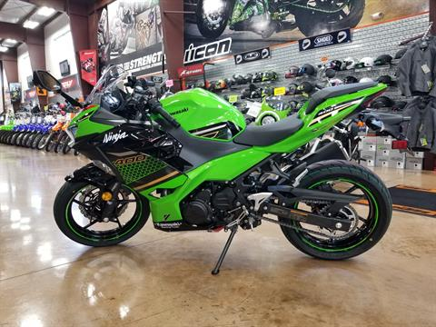 2020 Kawasaki Ninja 400 ABS KRT Edition in Evansville, Indiana - Photo 9