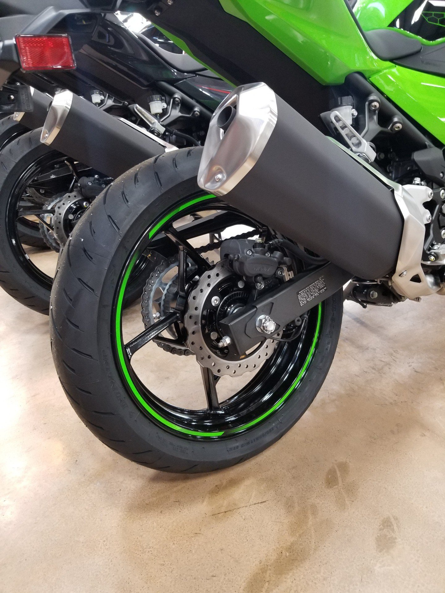 2020 Kawasaki Ninja 400 ABS KRT Edition in Evansville, Indiana - Photo 10