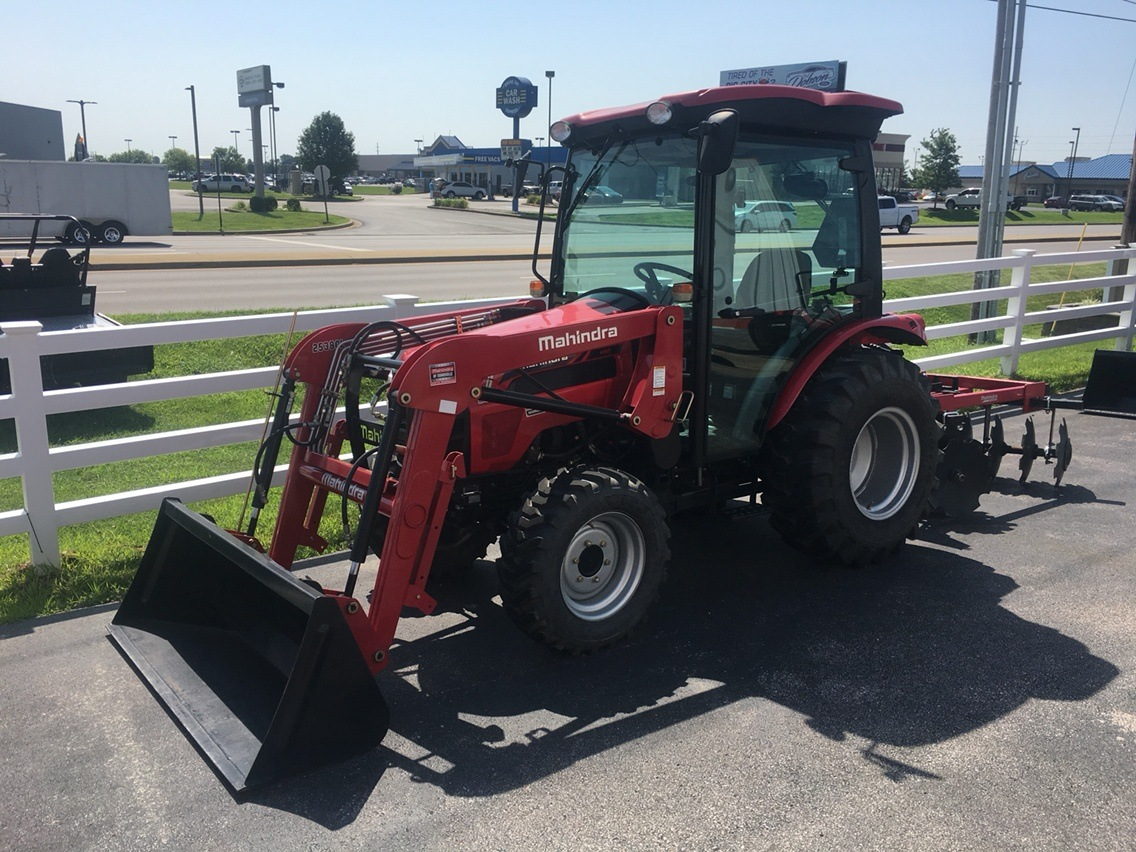 2018 Mahindra 2538 4WD HST Cab in Evansville, Indiana - Photo 1