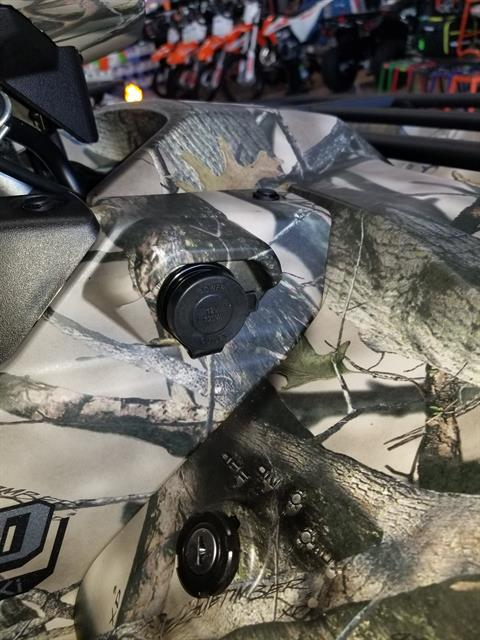 2020 Suzuki KingQuad 500AXi Power Steering SE Camo in Evansville, Indiana - Photo 7