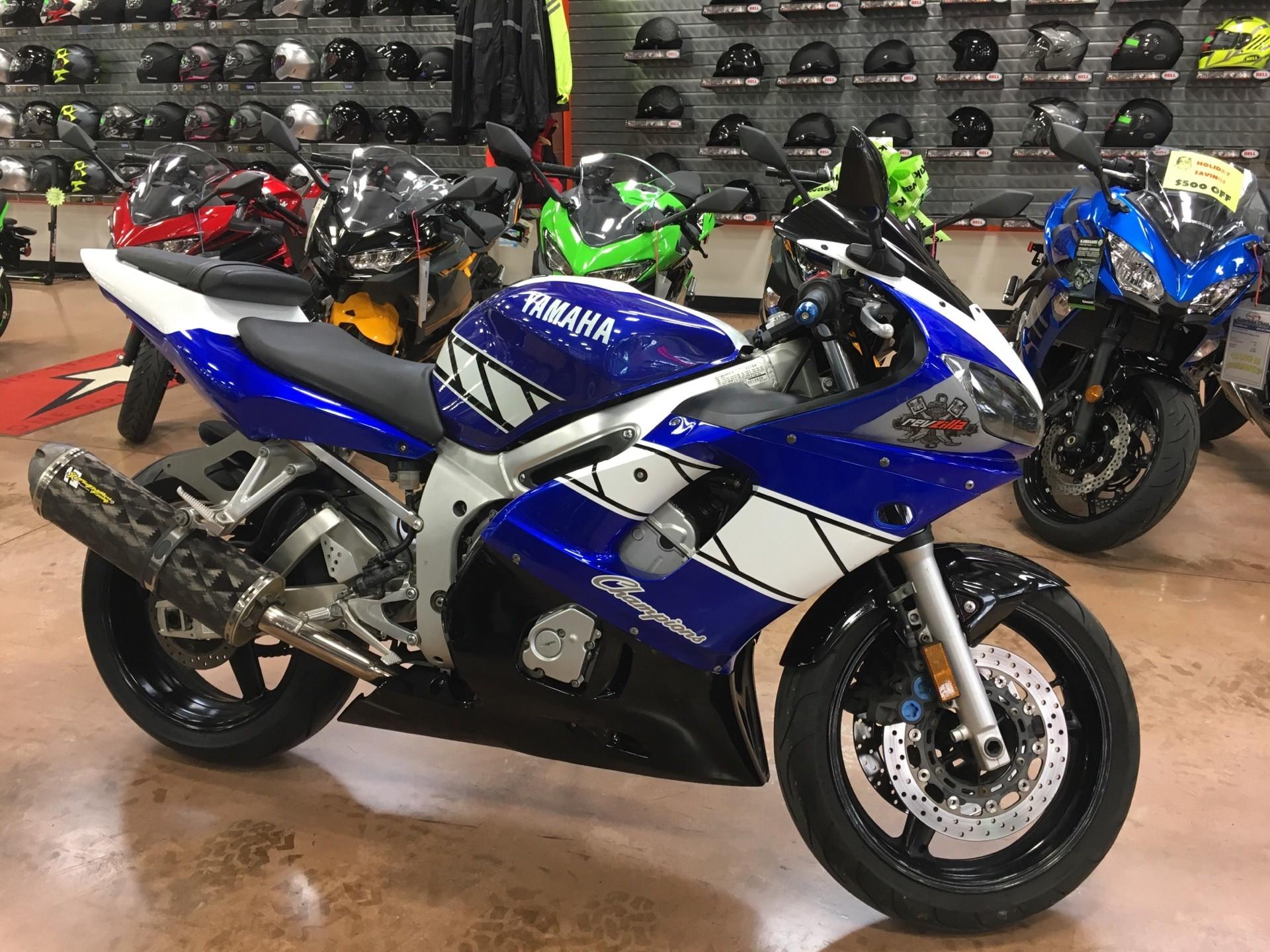 2001 Yamaha YZF-R6 for sale 32847