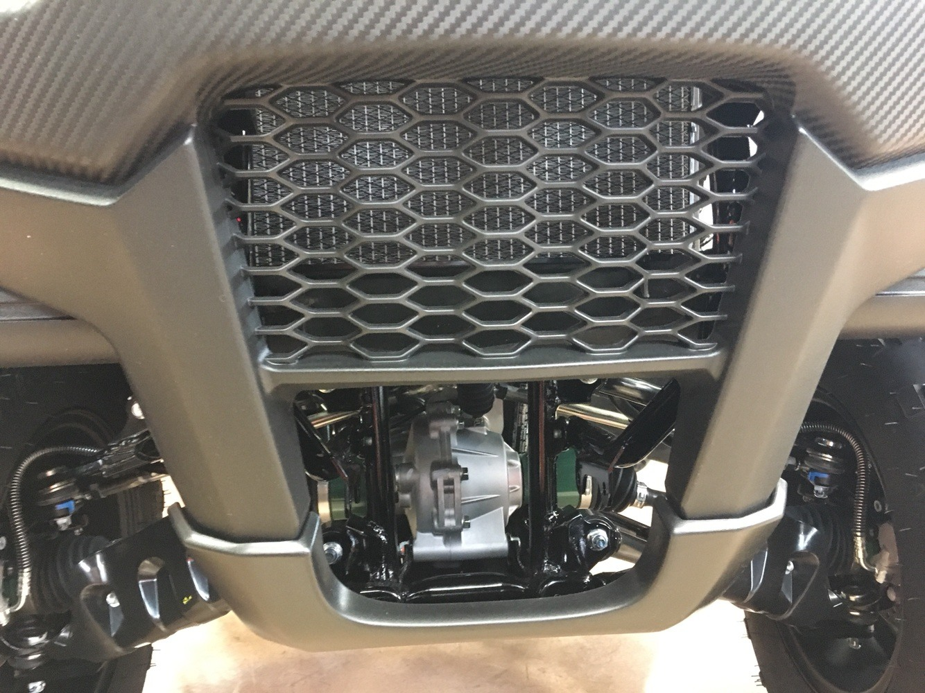 2019 Suzuki KingQuad 500AXi Power Steering SE in Evansville, Indiana - Photo 10
