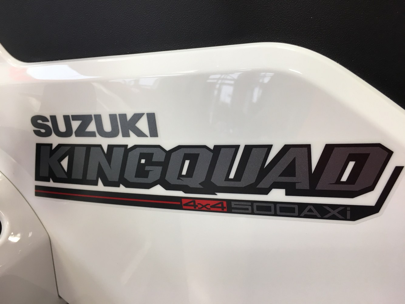 2019 Suzuki KingQuad 500AXi Power Steering SE in Evansville, Indiana - Photo 14