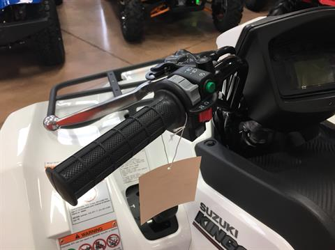2019 Suzuki KingQuad 500AXi Power Steering SE in Evansville, Indiana - Photo 23