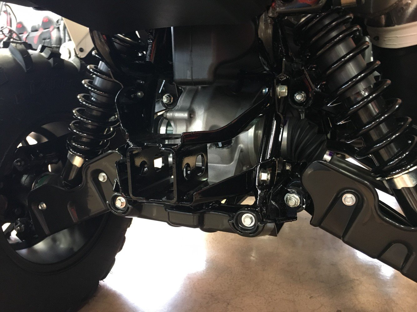 2019 Suzuki KingQuad 500AXi Power Steering SE in Evansville, Indiana - Photo 28