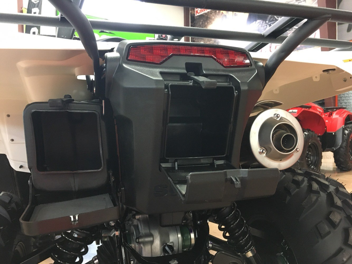 2019 Suzuki KingQuad 500AXi Power Steering SE in Evansville, Indiana - Photo 29