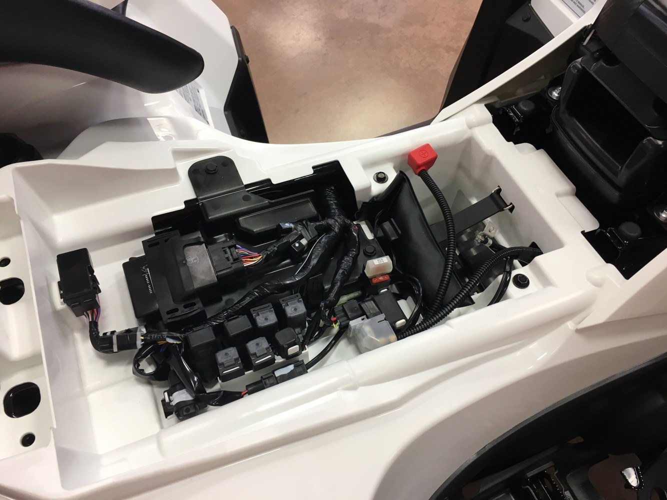 2019 Suzuki KingQuad 500AXi Power Steering SE in Evansville, Indiana - Photo 30