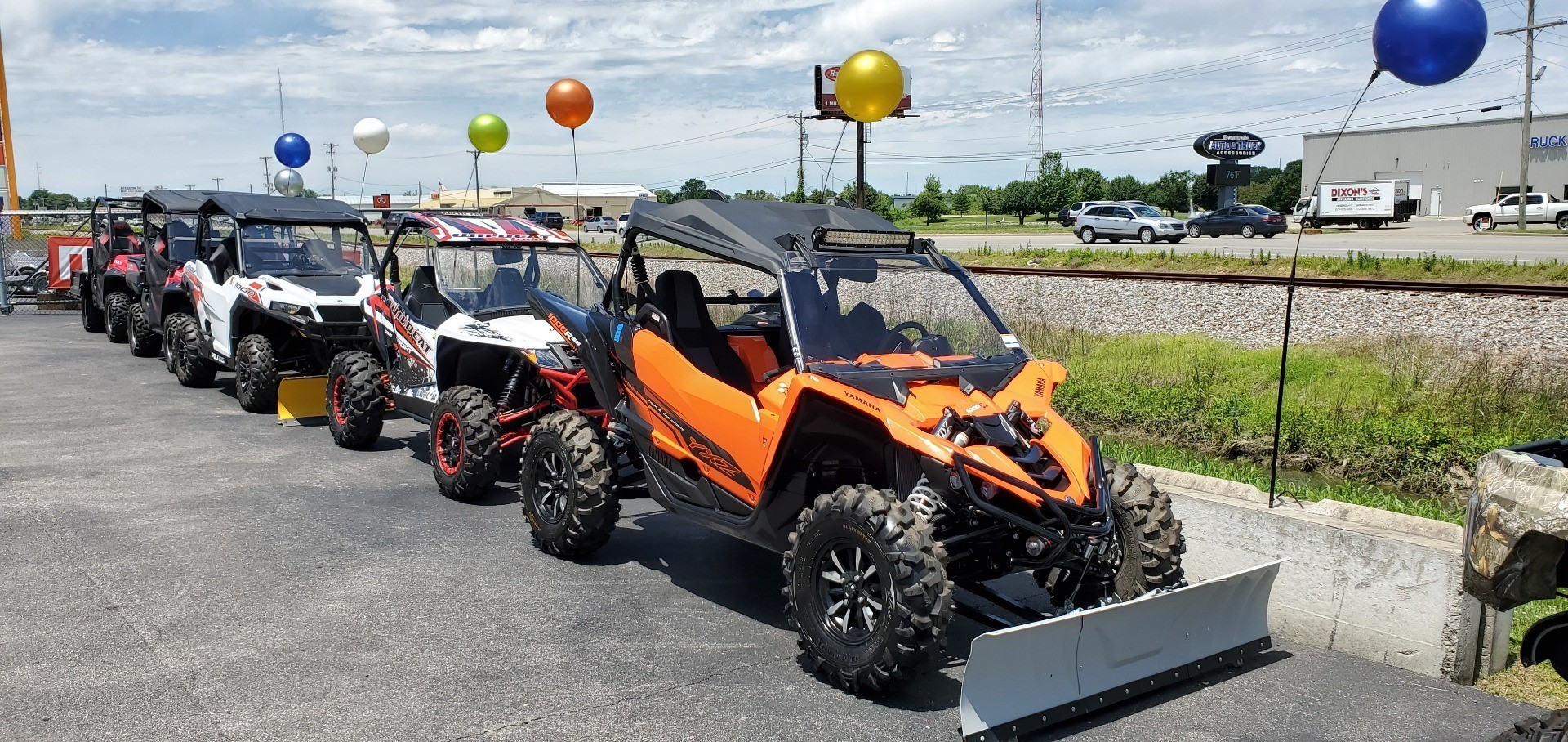 2017 Yamaha YXZ1000R SS in Evansville, Indiana - Photo 1