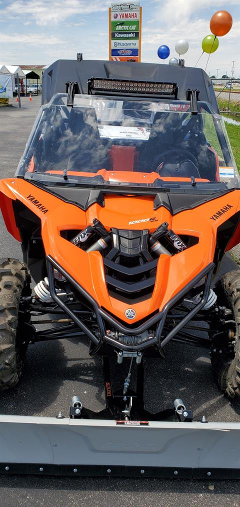 2017 Yamaha YXZ1000R SS in Evansville, Indiana - Photo 4