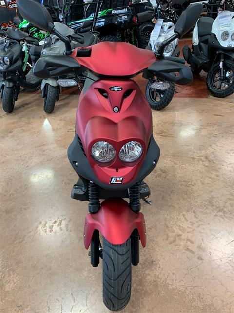 2020 Genuine Scooters Roughhouse 50 Sport in Evansville, Indiana - Photo 3
