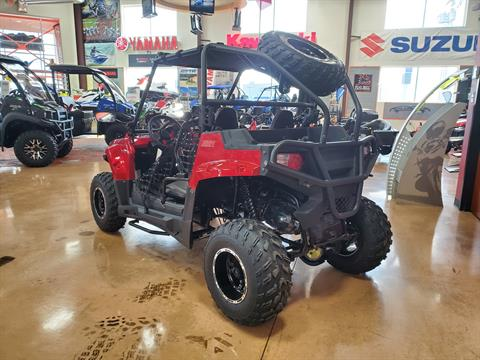 2021 SSR Motorsports SRU170RS in Evansville, Indiana - Photo 3