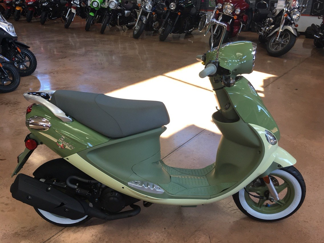 2020 Genuine Scooters Buddy 50 (Little Internationals) in Evansville, Indiana - Photo 1