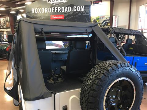 2018 Mahindra Automotive North America ROXOR Limited Edition in Evansville, Indiana