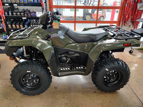2020 Suzuki KingQuad 750AXi Power Steering in Evansville, Indiana - Photo 3