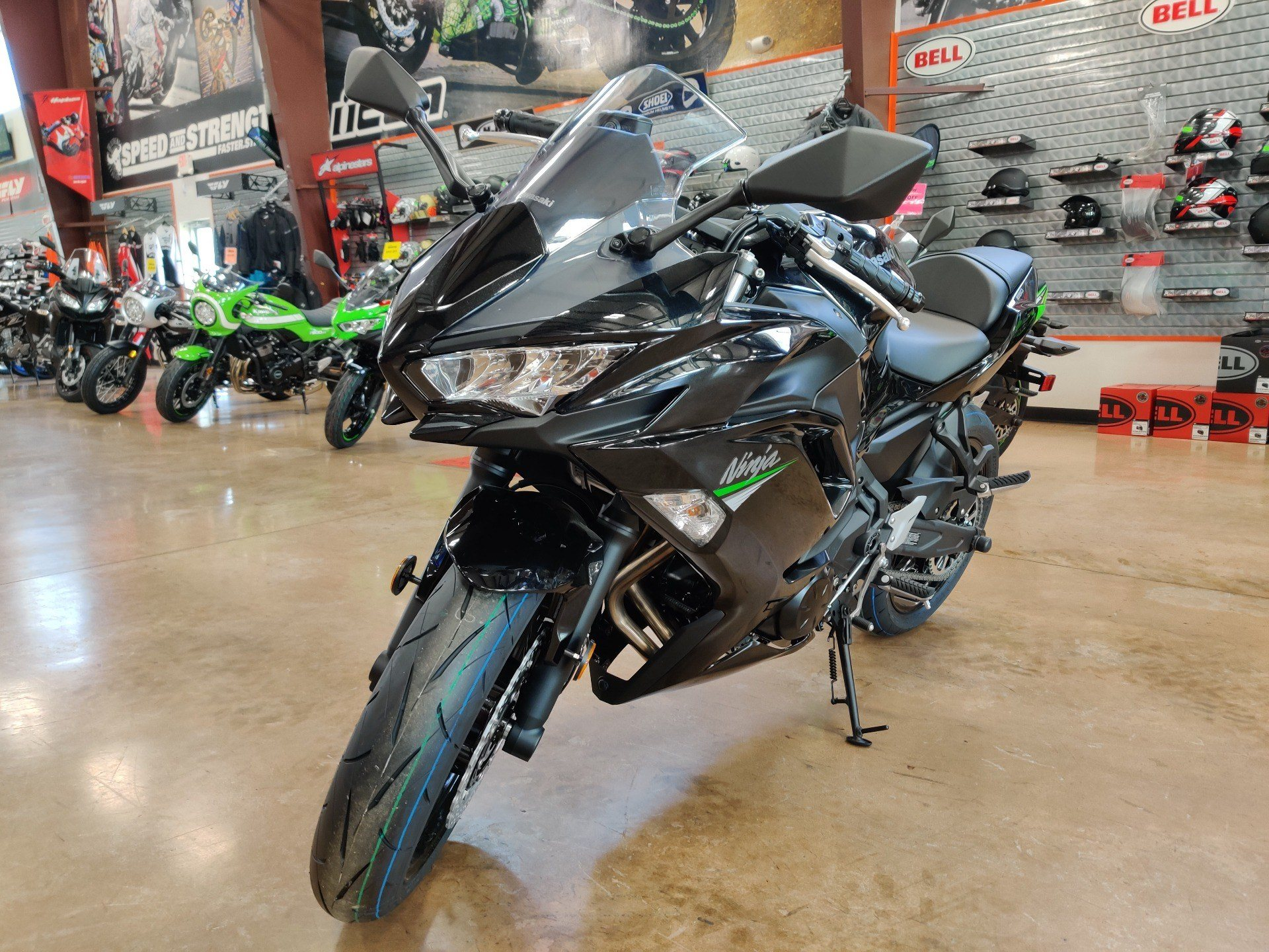 2020 Kawasaki Ninja 650 ABS in Evansville, Indiana - Photo 2