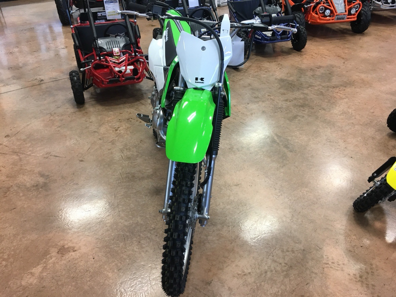 2019 Kawasaki KLX 140G in Evansville, Indiana - Photo 7