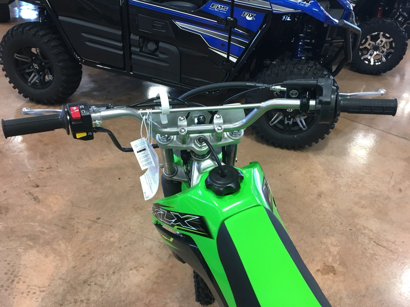 2019 Kawasaki KLX 140G in Evansville, Indiana - Photo 15