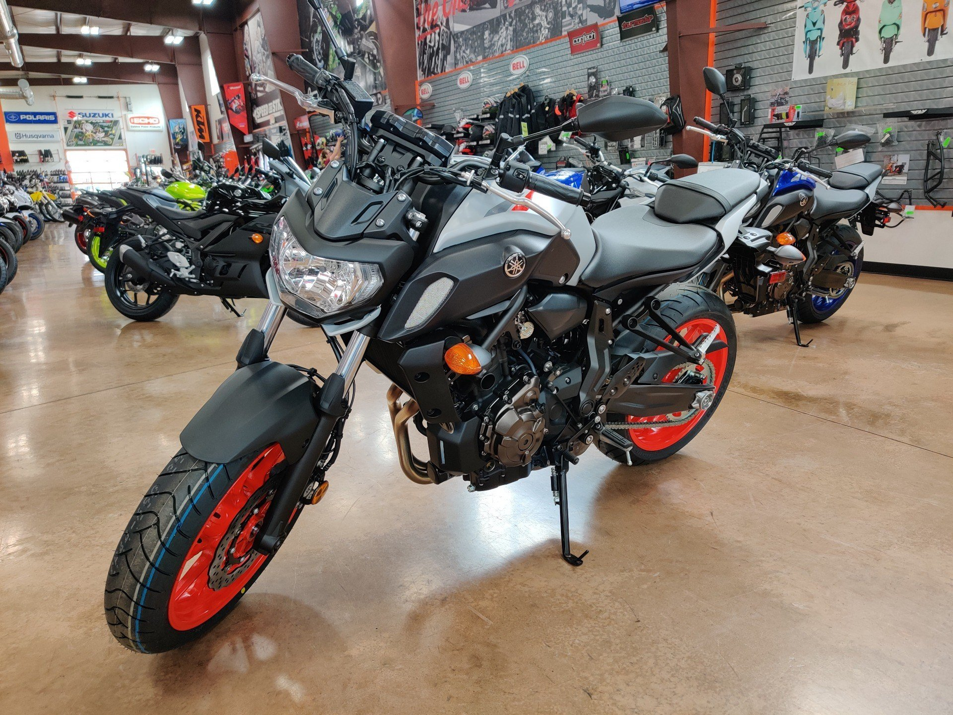 2020 Yamaha MT-07 in Evansville, Indiana - Photo 2