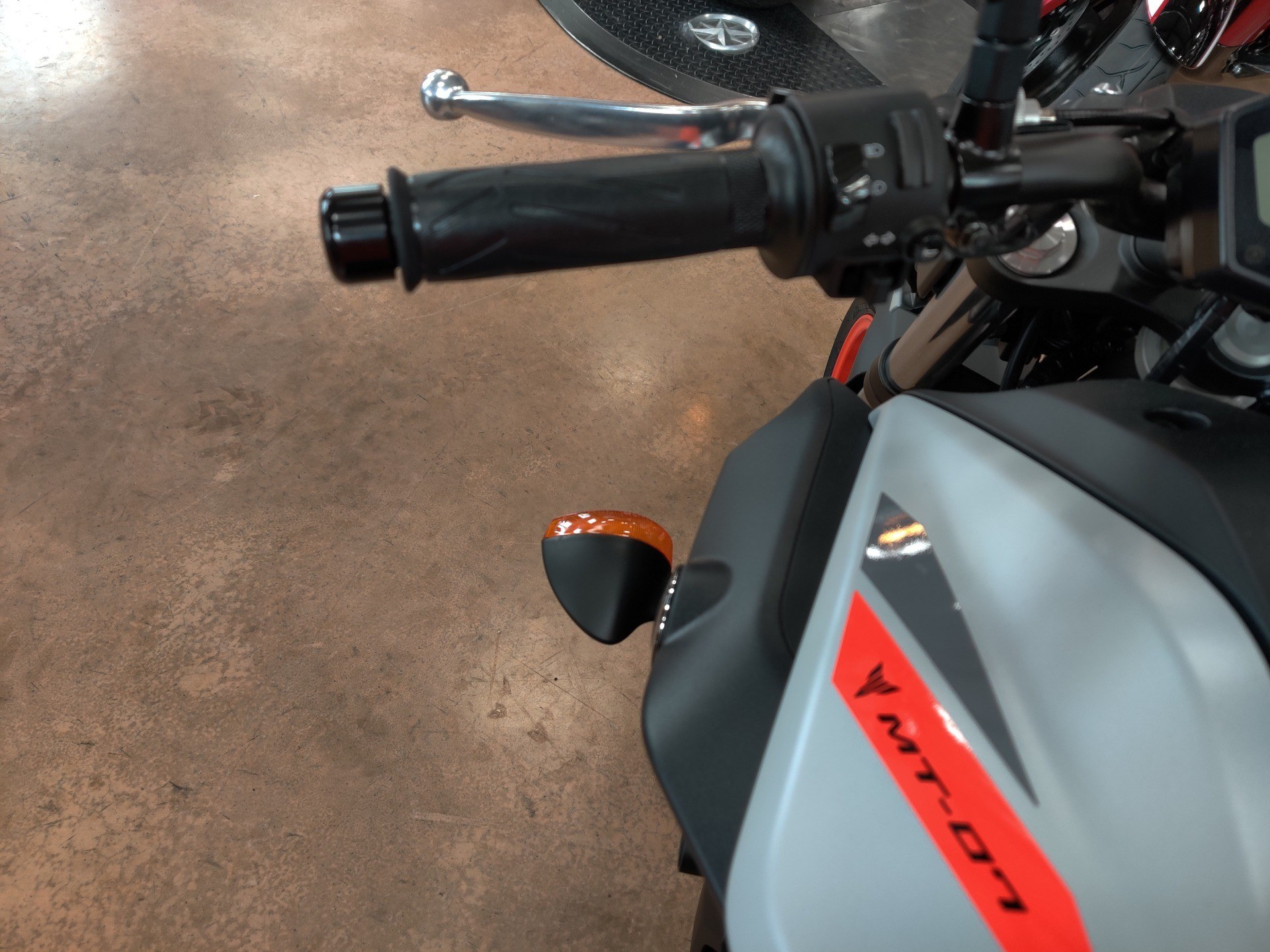 2020 Yamaha MT-07 in Evansville, Indiana - Photo 6