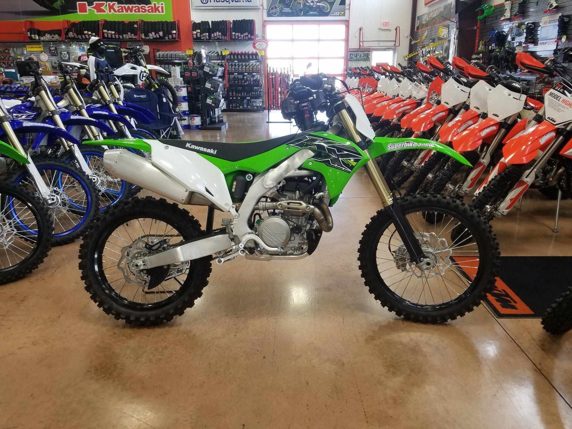 2019 Kawasaki KX 450 for sale 521