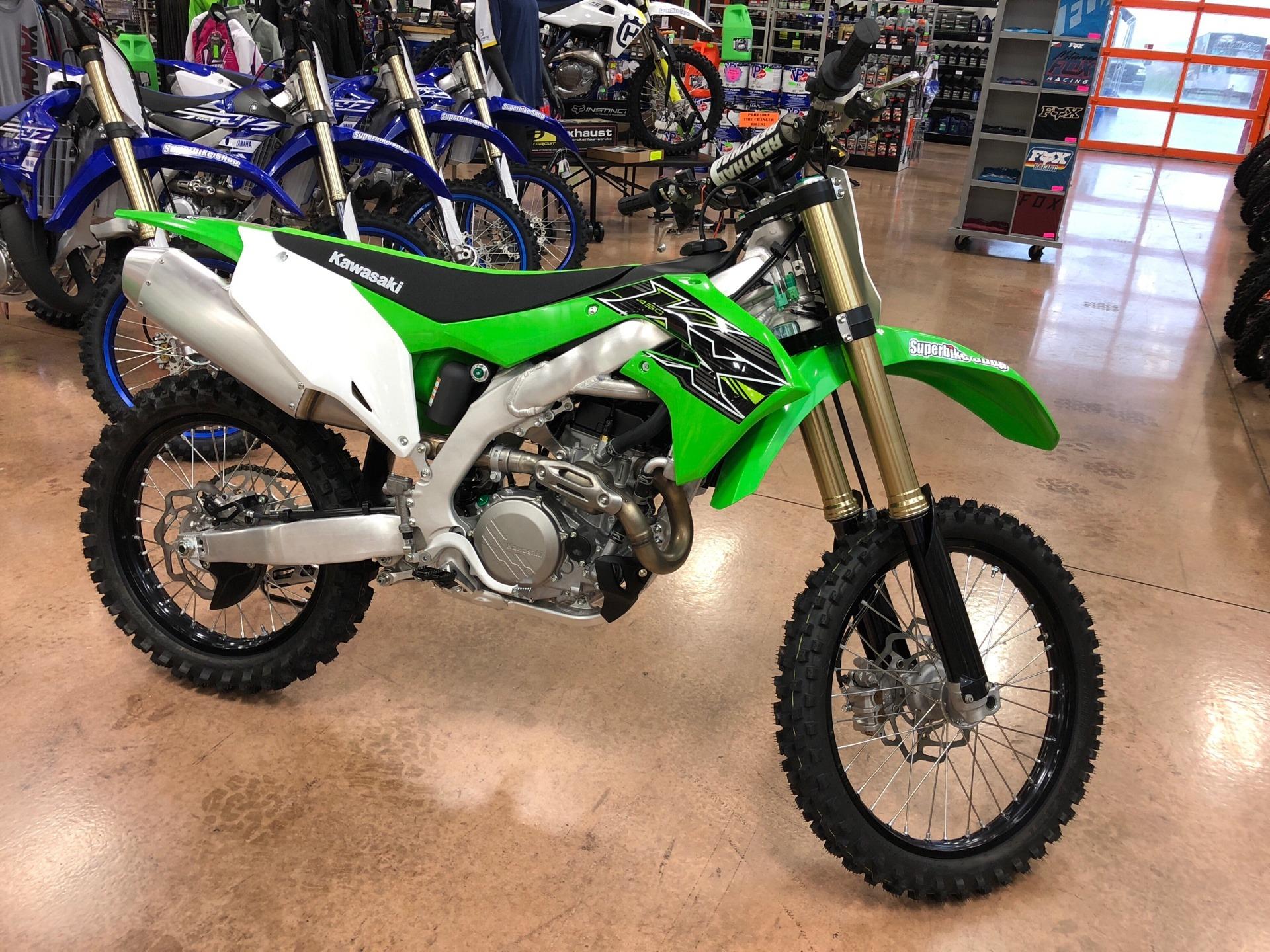 2019 Kawasaki KX 450 for sale 7444