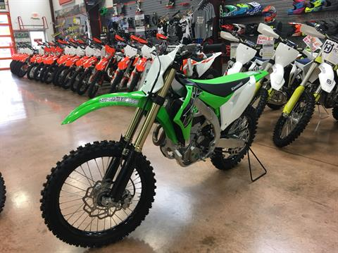 2019 Kawasaki KX 450 in Evansville, Indiana - Photo 4
