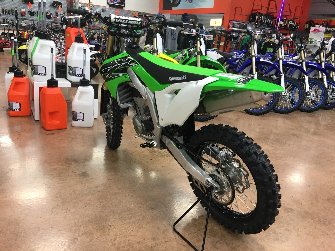 2019 Kawasaki KX 450 in Evansville, Indiana - Photo 5