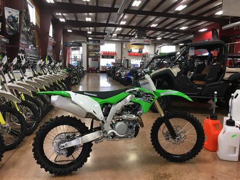 2019 Kawasaki KX 450 in Evansville, Indiana - Photo 1