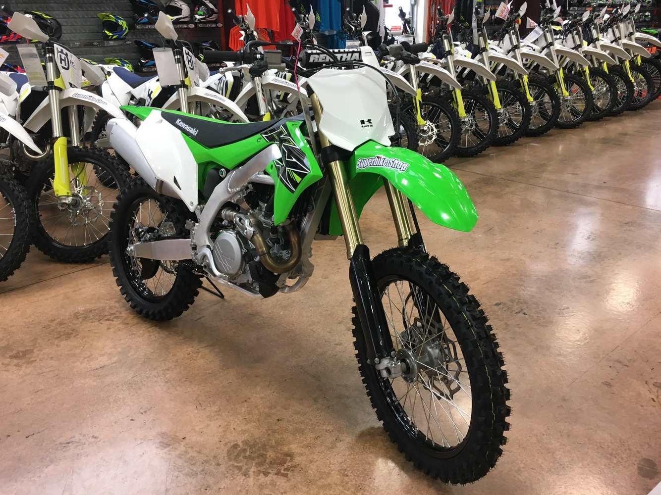 2019 Kawasaki KX 450 in Evansville, Indiana - Photo 2