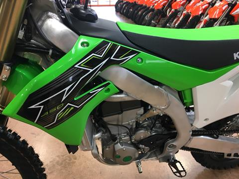 2019 Kawasaki KX 450 in Evansville, Indiana - Photo 16