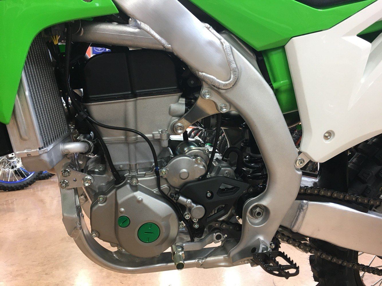 2019 Kawasaki KX 450 in Evansville, Indiana - Photo 17