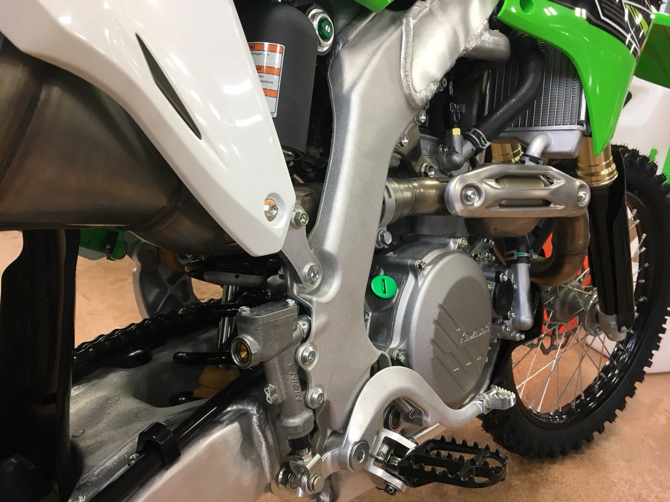 2019 Kawasaki KX 450 in Evansville, Indiana - Photo 24