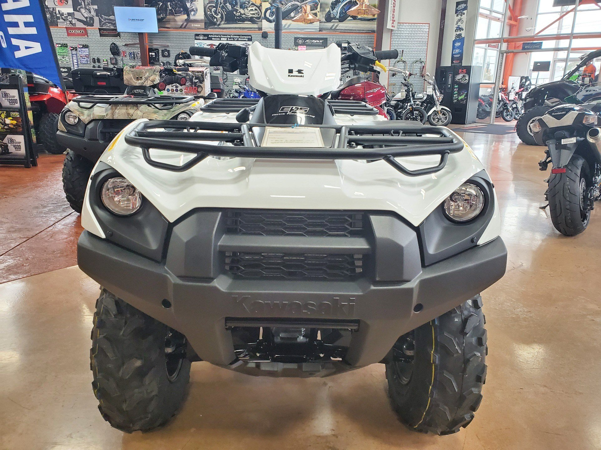 2021 Kawasaki Brute Force 750 4x4i EPS in Evansville, Indiana - Photo 2