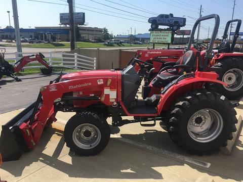 2019 Mahindra 1626 HST OS in Evansville, Indiana