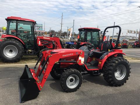 2019 Mahindra 1626 HST OS in Evansville, Indiana - Photo 10