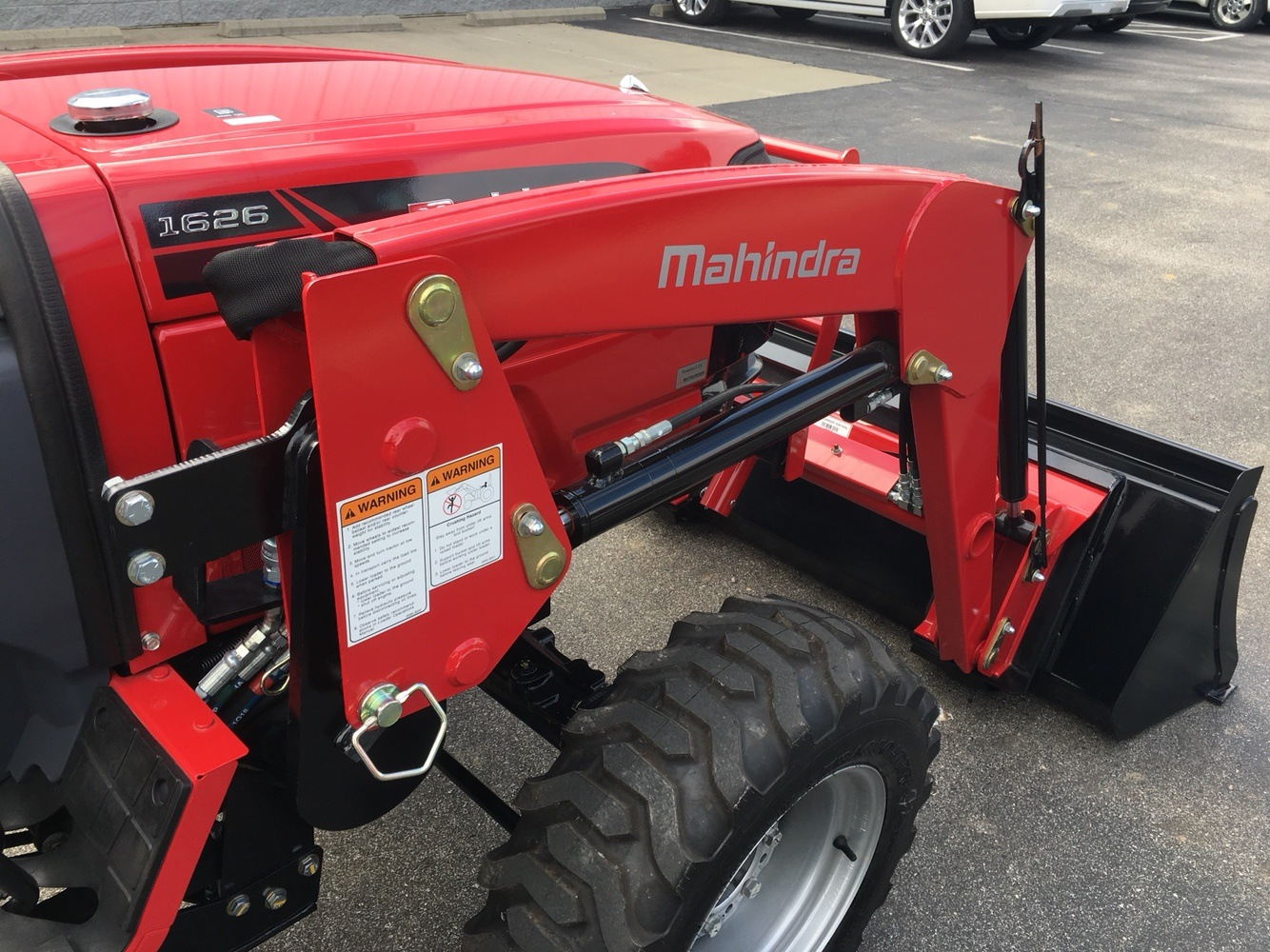 2019 Mahindra 1626 HST OS in Evansville, Indiana - Photo 27