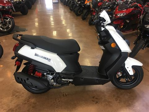 2020 Genuine Scooters Hooligan 170i in Evansville, Indiana
