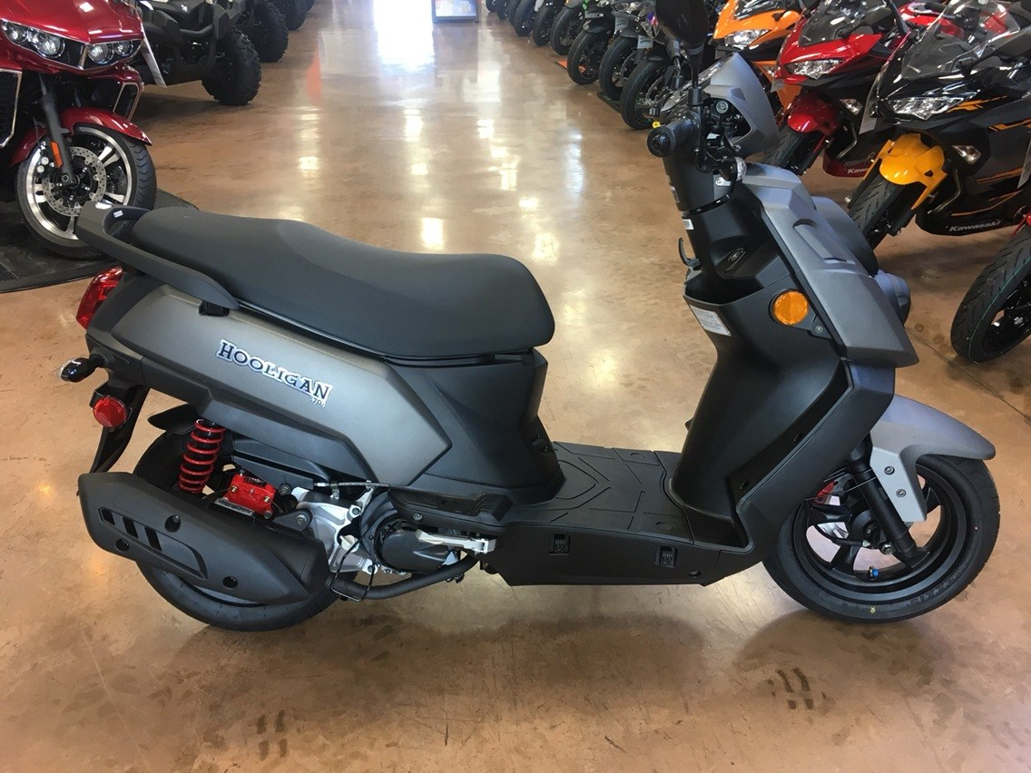 2020 Genuine Scooters Hooligan 170i in Evansville, Indiana - Photo 1