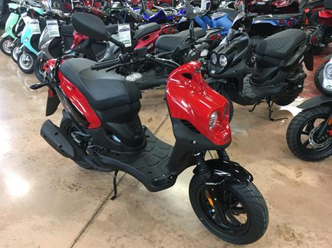 2019 Genuine Scooters Rattler 50 in Evansville, Indiana - Photo 4