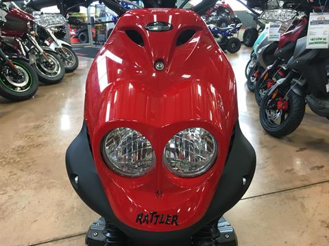 2019 Genuine Scooters Rattler 50 in Evansville, Indiana - Photo 15