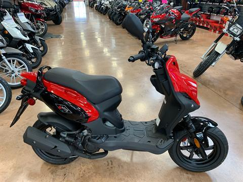 2019 Genuine Scooters Rattler 50 in Evansville, Indiana - Photo 1