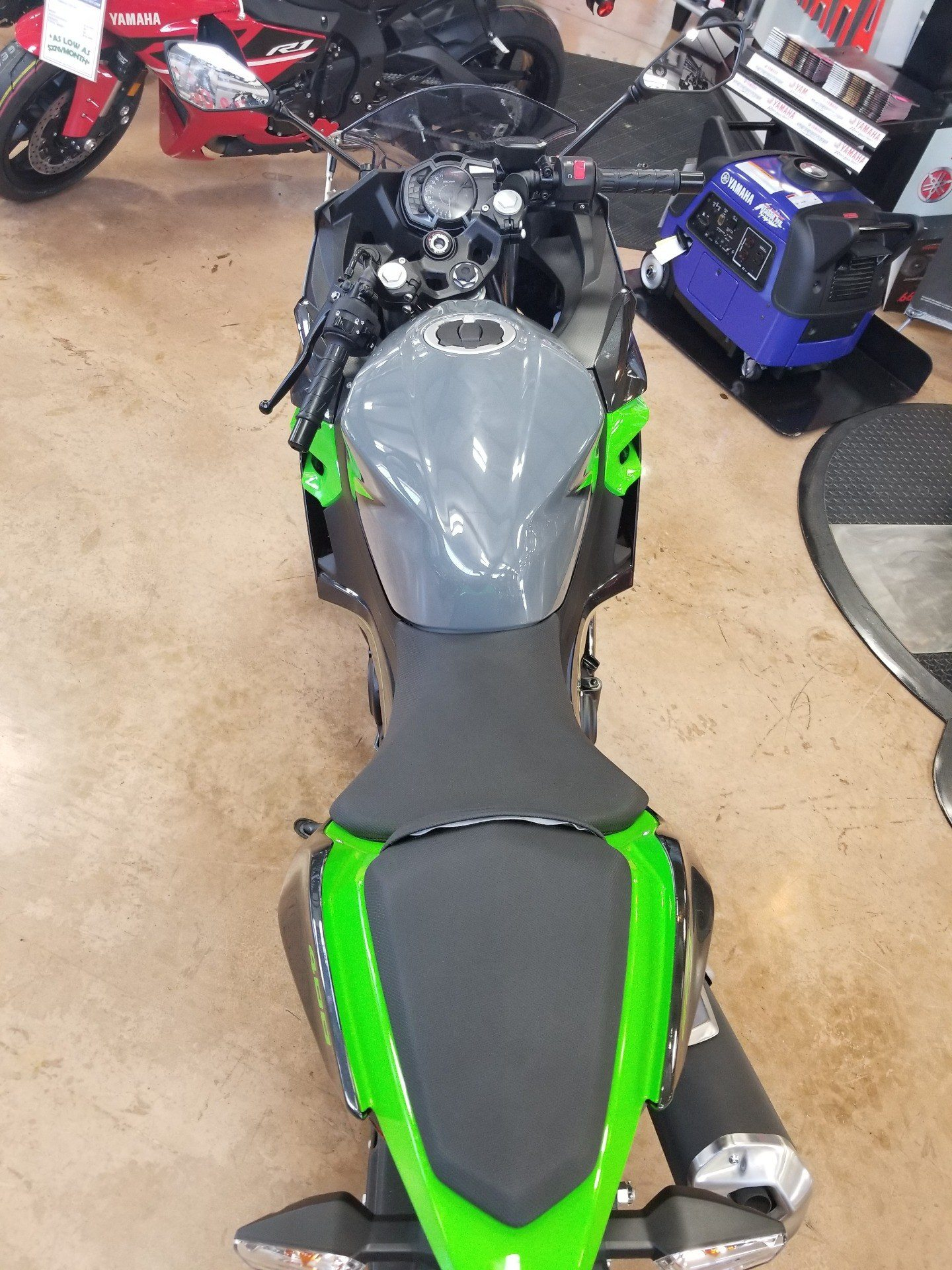 2019 Kawasaki Ninja 400 ABS 10