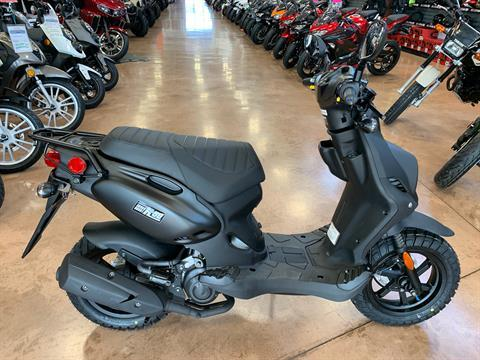 2020 Genuine Scooters Roughhouse 50 Sport in Evansville, Indiana