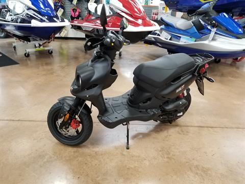 2020 Genuine Scooters Roughhouse 50 Sport in Evansville, Indiana - Photo 5