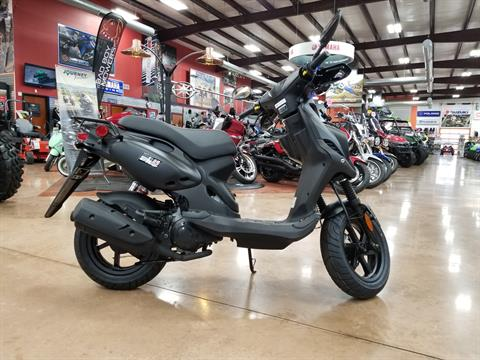 2020 Genuine Scooters Roughhouse 50 Sport in Evansville, Indiana - Photo 7